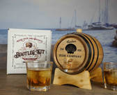 Whiskey Barrel Bootleg Kit - Personalized - Shell