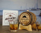 Whiskey Barrel Bootleg Kit - Personalized - Sailfish