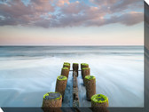 Timeless Tide Outdoor Canvas Art