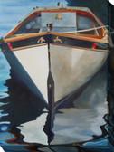 Captain's Gig Outdoor Canvas Art