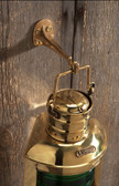 Brass Nautical Lantern with Hook