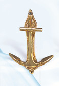 Brass Door Knocker - Anchor No. 2