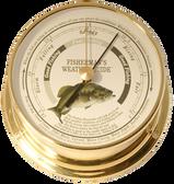 Downeaster Fishing Freshwater Barometer