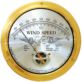 Cape Cod Wind Speed Gauges and Indicators
