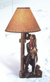 Decorative Pirate Lamp