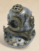 Vintage Diving Helmet Coin Bank