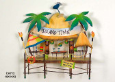 Island Time Nautical Wall Sculpture