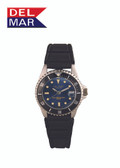 Del Mar Women's Sport strap 200 M Watch w/Blue Face
