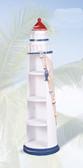 Wooden Lighthouse Shelves