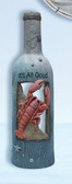 Lobster Decor Bottle Holder