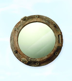 Nautical Decor Porthole Mirror
