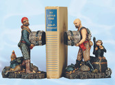 Decorative Pirate Bookends