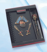 Pirate with Sword Journal