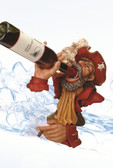 Red Coat Pirate Bottle Holder