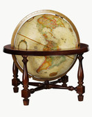 "Replogle Colonial 12"" Antique Globe"