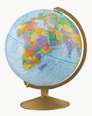 "Replogle Explorer 12"" Blue English Globe"
