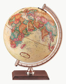 "Replogle Forester 9"" Antique Globe"
