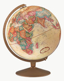 "Replogle Franklin 12"" Antique Globe"