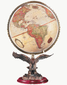 "Replogle Freedom 12"" Antique Globe"