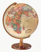 "Replogle Hastings 12"" Antique English Globe"