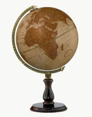 "Replogle Leather Expedition 12"" Globe"