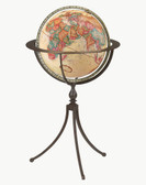 "Replogle Marin 16"" Antique Globe"