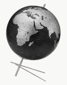 """Replogle Mikado 12"""" Slate Gray Globe"""