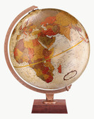 "Replogle Northwoods 12"" Bronze Metallic Globe"