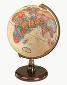 "Replogle Quincy 9"" Antique Globe"
