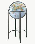 "Replogle Trafalgar 16"" Blue Globe"