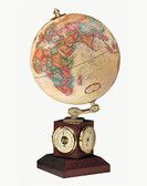 "Replogle Weather Watch 9"" Antique Globe"