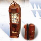 Wooden Boat Key Box
