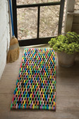 Recycled Flip Flop Rectangular Mat
