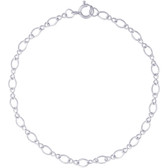 "Charm Bracelet 8"""