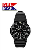 Del Mar Men's Dive 200 PU Watch