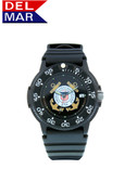 Del Mar Men's Coast Guard Military Watch