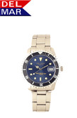 Men's 200 M Sport Watch Classic Blue Dial- Stainless Steel