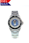 Del Mar Men's Air Force Military Watch
