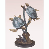 Sea Turtle Home Decor - Duet with Seagrass