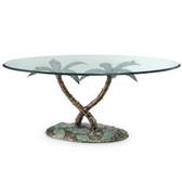 Nautical Coffee Table - Palm Tree
