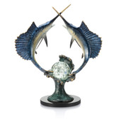 Underwater Duel - Sailfish with LED light - 80252