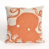 OCTOPUS HOME DECOR - CORAL PILLOW