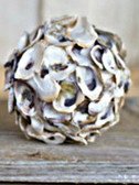 Oyster Shell Spheres - 2 sizes available