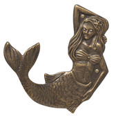 Mermaid Home Decor Towel Hooks - Extra Large  11.5""