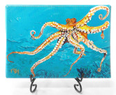 Out of the Blue Octopus - Giclee