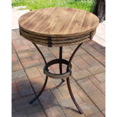 Nautical Parlor Table