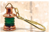 Copper Key Chain - Starboard Lantern
