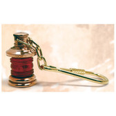 Brass Key Chain - Port Lantern