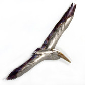 Pelican Soaring -Stainless