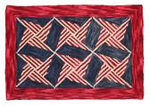 Glory Hand Hooked Wool Rug